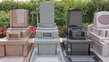 お墓の設計と施工