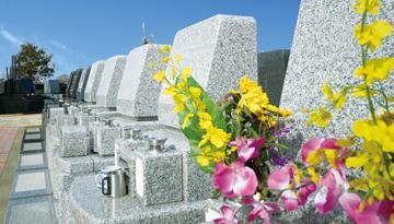 お墓の保守管理